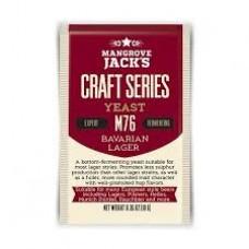 Fermento Bavarian Lager - M76 - Mangrove Jack's 10 gr