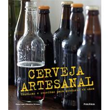 Livro: Cerveja Artesanal - Técnicas e receitas para produzir em casa