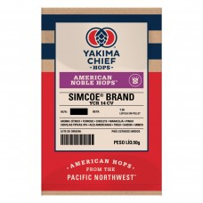 Lúpulo Simcoe American Noble - YCHops - 50g