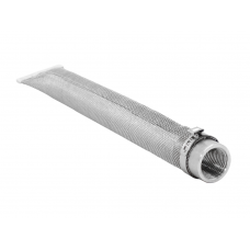 "Bazooka Inox 25cm com ""Luva"""