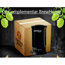 Kit Complementar BrewHome 5L a 10L