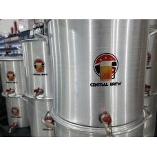Panela Cervejeira em Alumínio 65 Litros - Linha Econo