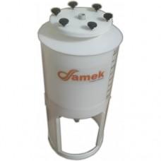 Fermentador Cônico Plástico - Pé Retrátil - 20L