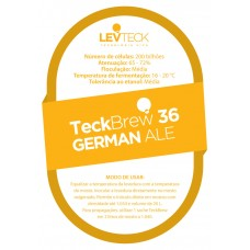 German Ale – TeckBrew 36 - Sachê