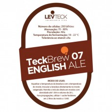 English Ale – TeckBrew 07 - Sachê
