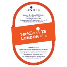 London Ale – TeckBrew 13 - Sachê
