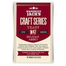 Fermento Belgian Abbey - M47 - Mangrove Jack's 10 gr