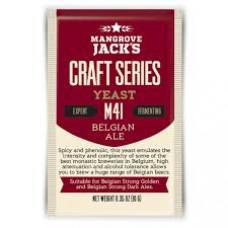 Fermento Belgian Ale - M41 - Mangrove Jack's 10 gr