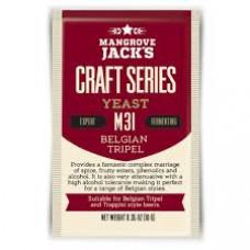 Fermento Belgian Tripel - M31 - Mangrove Jack's 10 gr