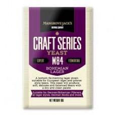 Fermento Bohemian Lager - M84 - Mangrove Jack's 10 gr
