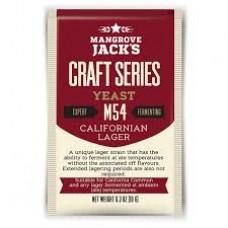 Fermento Californian Lager - M54 - Mangrove  10 gr