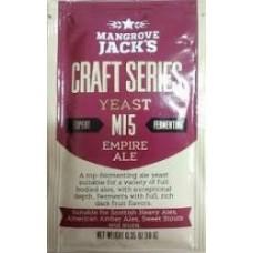 Fermento Empire Ale - M15 - Mangrove Jack's 10 gr
