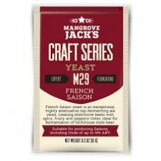 Fermento French Saison - M29 - Mangrove Jack's 10 gr