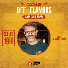 Workshop Off- Flavors - 22/11 - Ivan Tozzi